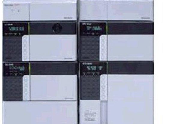 Shimadzu LC10 High Performance/Pressure Liquid Chromatograph (HPLC) Liquid Chromatograph (LC)