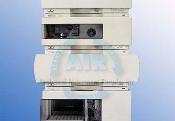 Agilent HPLC 1100 UV Detector Liquid Chromatograph (LC)