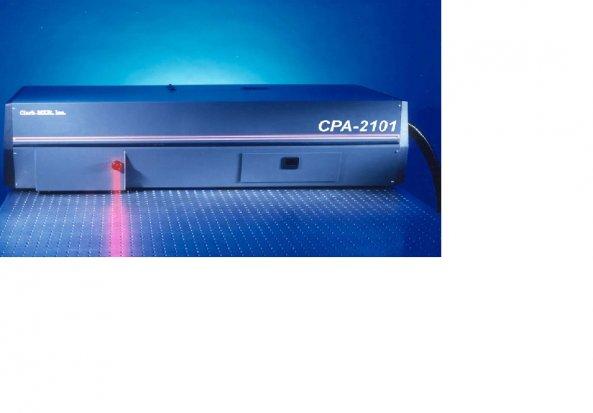 Clark CPA-2101 XMR Laser