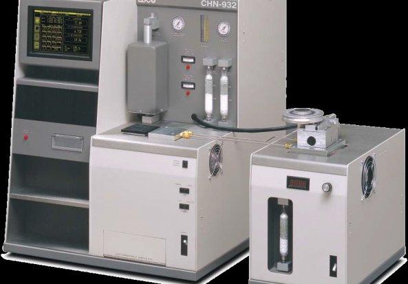 Leco VTF-900/CHNS-932 Elemental Analyser