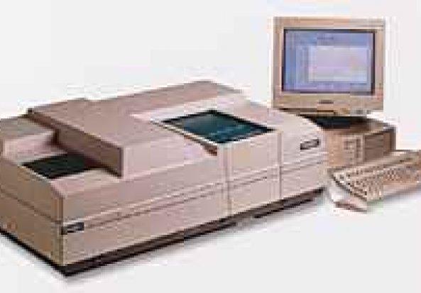Varian Cary 500 Scan UV-Vis Spectrometer UV-VIS-NIR spectrophotometer unit