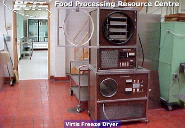 VirTis Freezer Dryer Freeze dryer