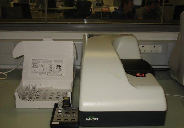 Malvern ZEN 3600 Zetasizer Nano System