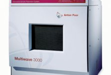 Perkin Elmer Multiwave 3000 Microwave Sample Digestion System