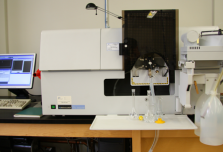Perkin Elmer AAnalyst 800 Atomic Absorption Spectrometer Atomic Absorption Spectrometer (AAS)