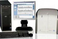 Roche 454-GS Junior DNA sequencing platform