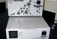 Wyatt Dynamo Titan Dynamic Light Scattering (DLS). Nanoparticle analyser