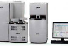 Leco CHN628 System for Carbon, Hydrogen, Nitrogen and Sulphur Determination with Sulphur Module Autoloader