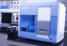 Illumina 1G Genome Analyser and Illumina BeadXpress