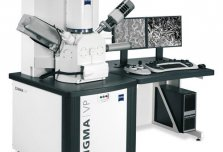 Sputtering System Sigma VP FE-SEM with Oxford EDS Electron Microscopes
