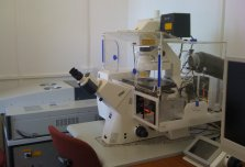 Carl Zeiss LSM510 Laser Scanning Confocal Microscope (LSCM) upgraded with a Live Cell Imaging Equipment Optical Microscope
