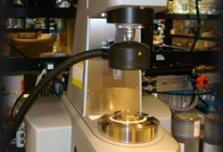 Anton Paar Physica MCR301 Rheometer