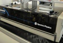 Spectra Physics Tsunami Laser