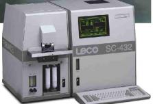 Leco Sulphur Analyser SC-432