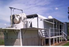 MOBLAS-6 Satellite Laser Ranger