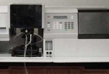 Perkin Elmer AAnalyst 100 Flame Atomic Absorption Spectrometer (FAAS) Atomic Absorption Spectrometer (AAS)